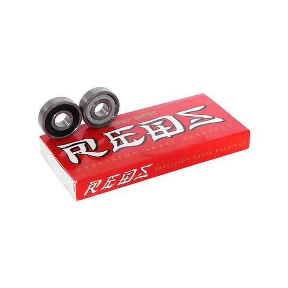 Super Reds Bearings