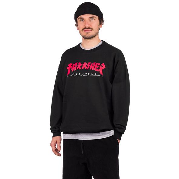Godzilla Crewneck Sweater