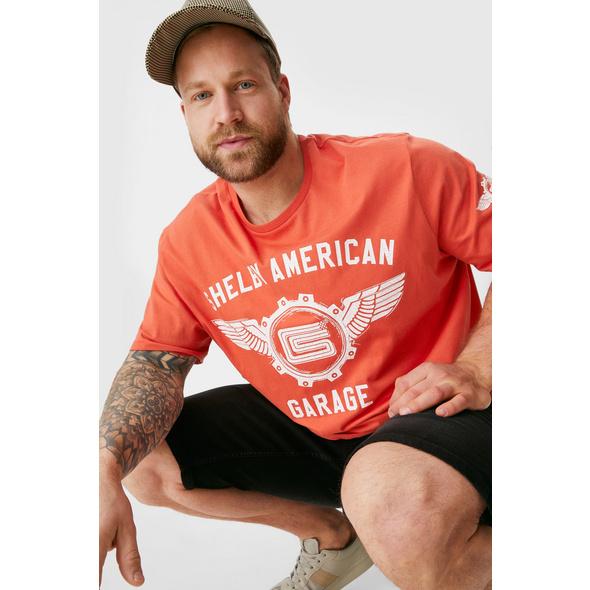 T-Shirt - Bio-Baumwolle - Shelby