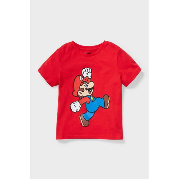 Super Mario - Kurzarmshirt
