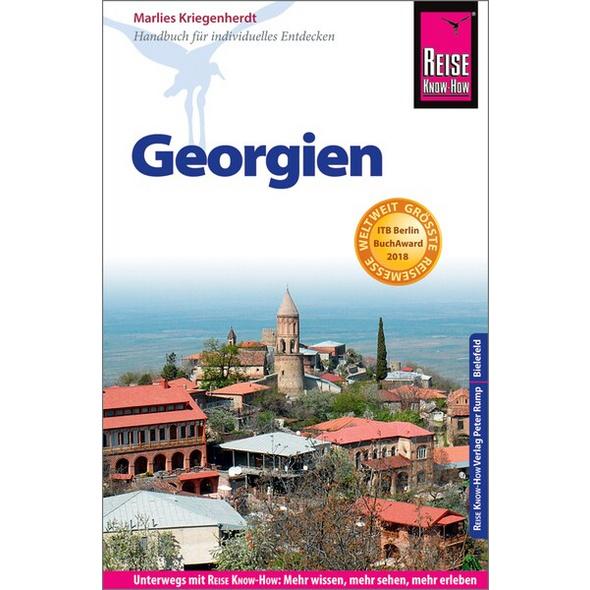 Reise Know-How Reiseführer Georgien