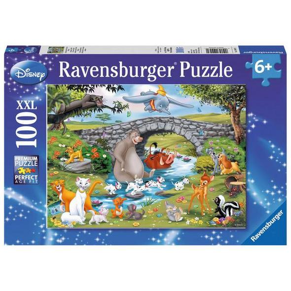Ravensburger XXL Puzzle: Die Familie der Animal Friends