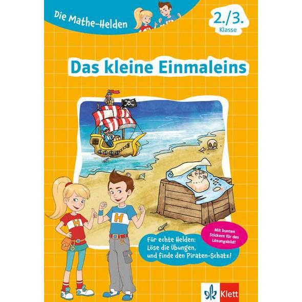 Klett Die Mathe-Helden Das kleine Einmaleins 2./3. Klasse