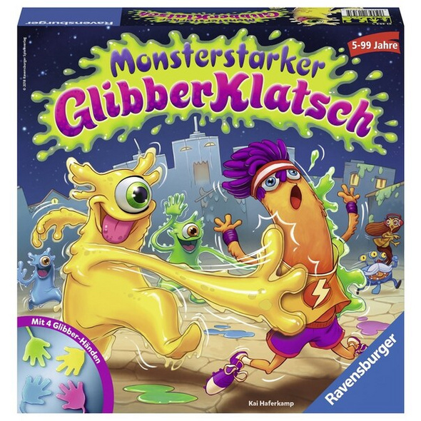 Ravensburger Monsterstarker Glibberklatsch