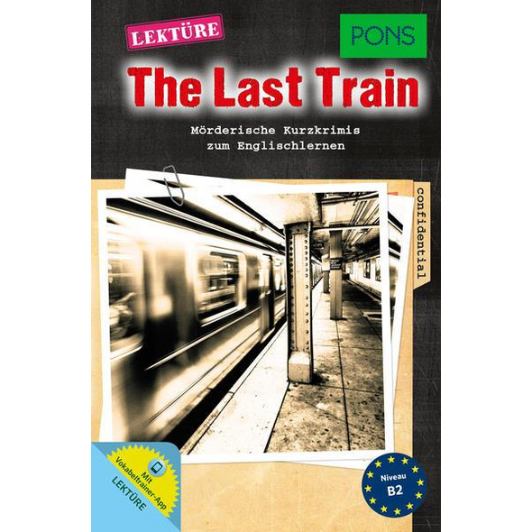PONS Lektüre The Last Train