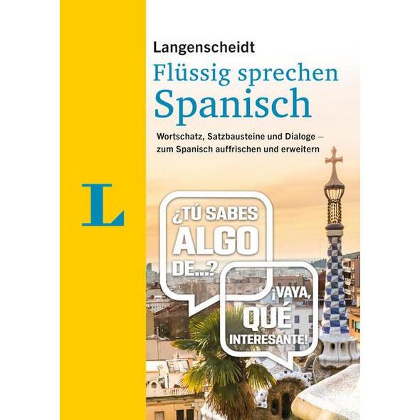 Langenscheidt Flüssig sprechen Spanisch