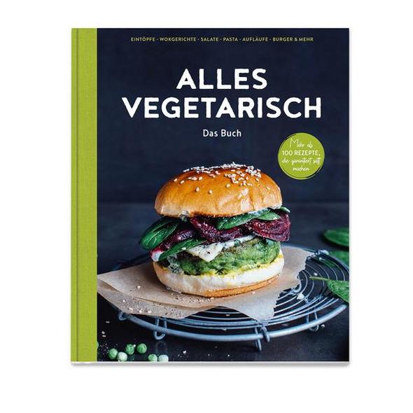 Alles vegetarisch - Das Buch