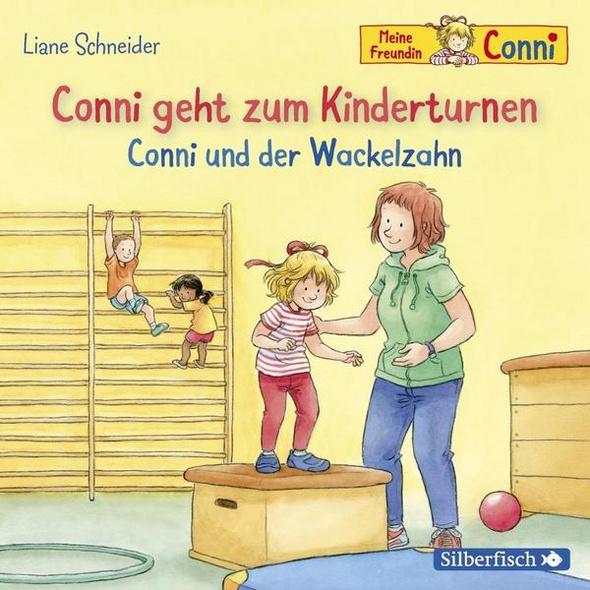 Conni geht zum Kinderturnen / Conni und der Wackelzahn (Meine Freundin Conni - ab 3)