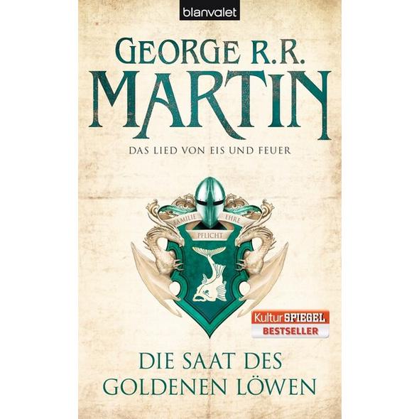 Die Saat des goldenen Löwen / Das Lied von Eis und Feuer Bd. 4
