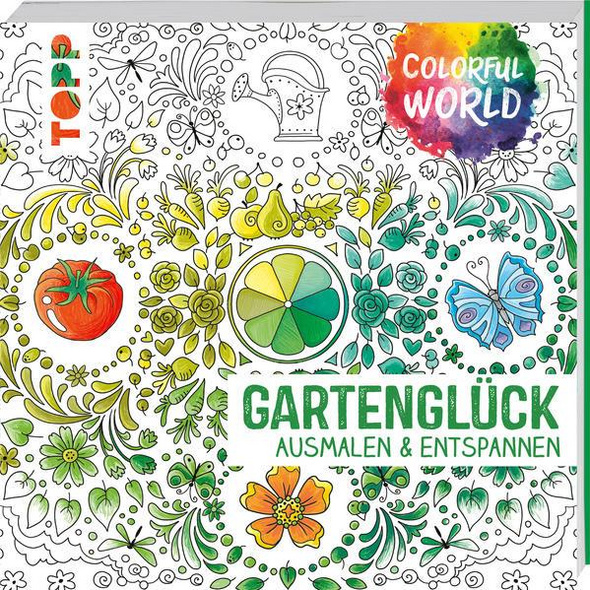 Colorful World - Gartenglück