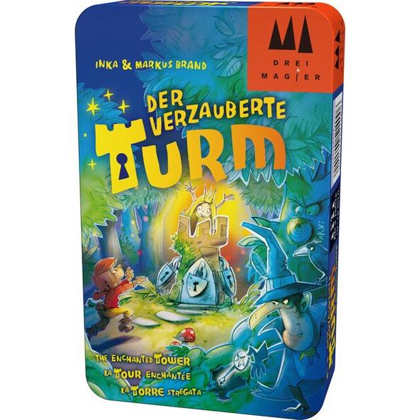 Schmidt 51400 - Drei Magier, Der verzauberte Turm, Reisespiel