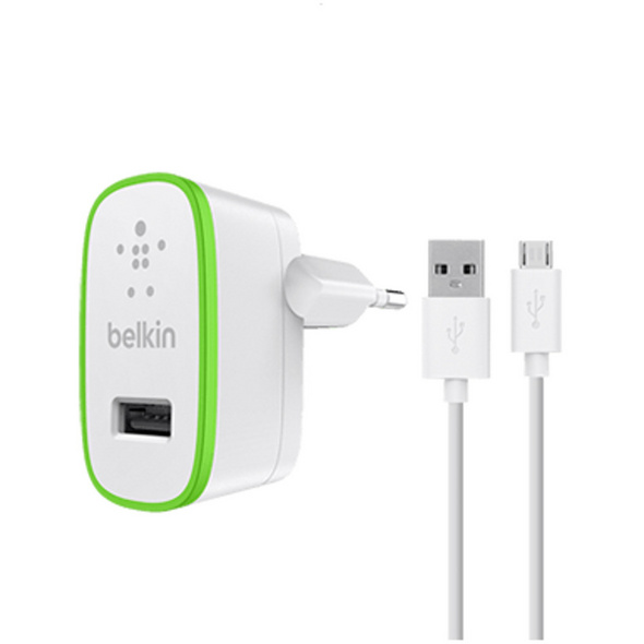 WALL CHARGER MICRO-USB 12W