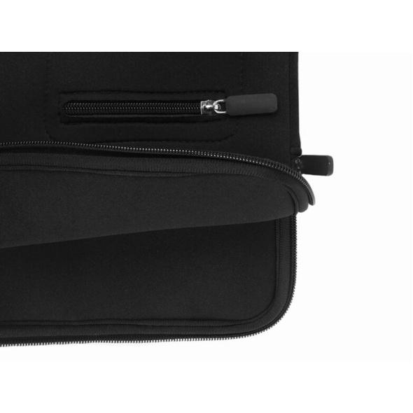 """Networx Sleeve, Neopren-Schutzhülle für MacBook 12"""", schwarz"""