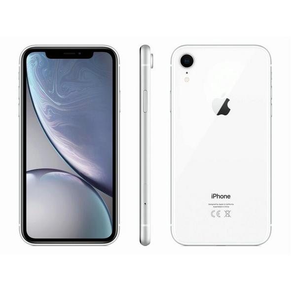 Apple iPhone XR, 64 GB, weiß