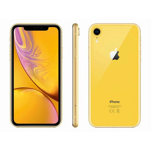Apple iPhone XR, 64 GB, gelb
