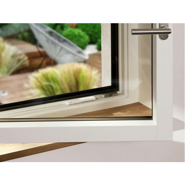 Eve Window Guard, Fenstersensor mit Einbrucherkennung, weiß