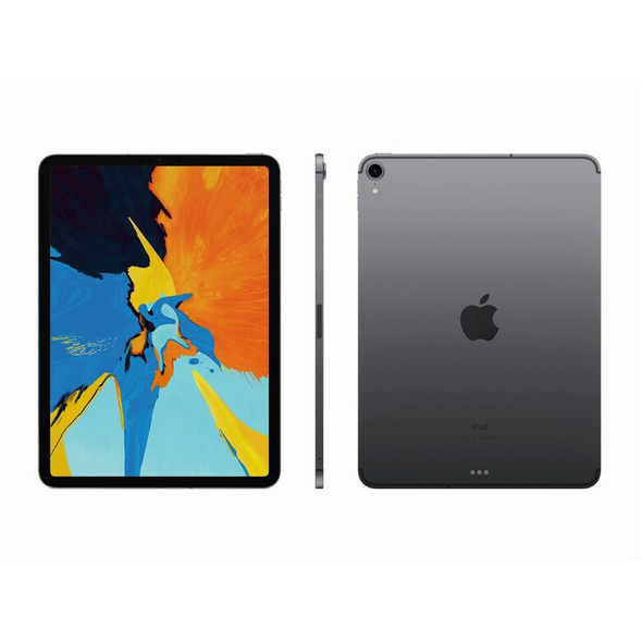 "Apple iPad Pro 11"", mit WiFi & Cellular, 64 GB, space grau"