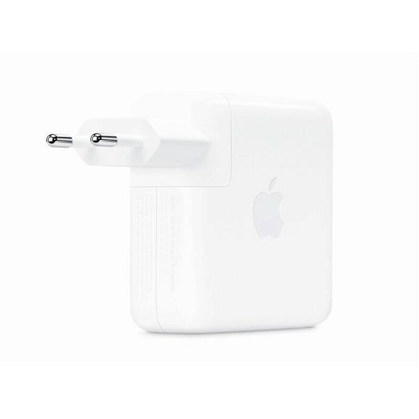 Apple 61W USB-C Power Adapter, Netzteil, weiß