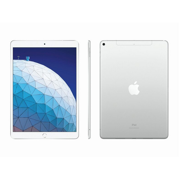 Apple iPad Air mit WiFi & Cellular, 256 GB, 2019, silber
