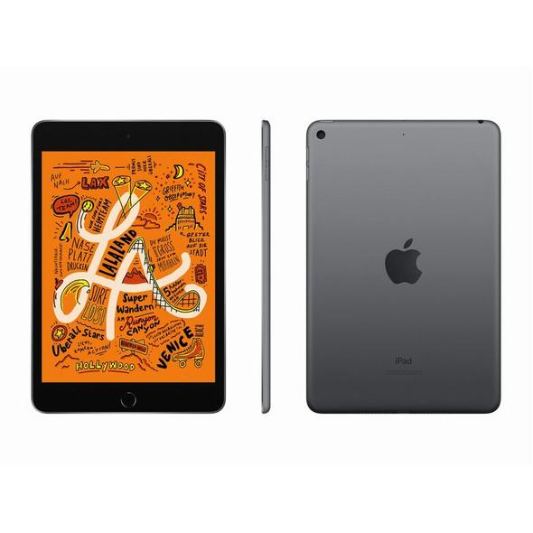 Apple iPad mini mit WiFi, 64 GB, 2019, space grau