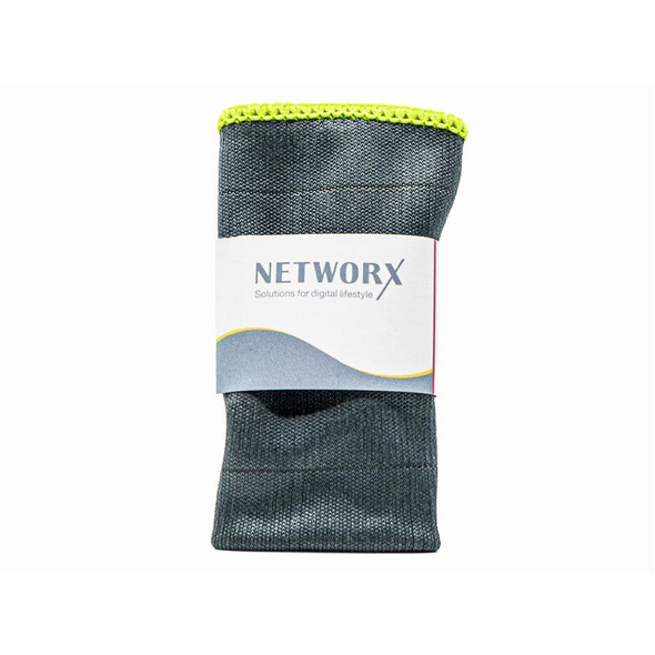 Networx Display-Reinigungsset, Reiniger und Reinigungstuch, f. Glasoberflächen