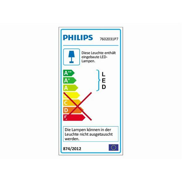 Philips Hue Go, mobile LED Tischleuchte, für Hue Lichtsystem, Bluetooth