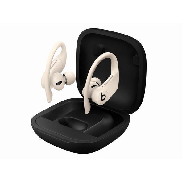 Powerbeats Pro, Wireless Kopfhörer, Bluetooth, elfenbeinweiß