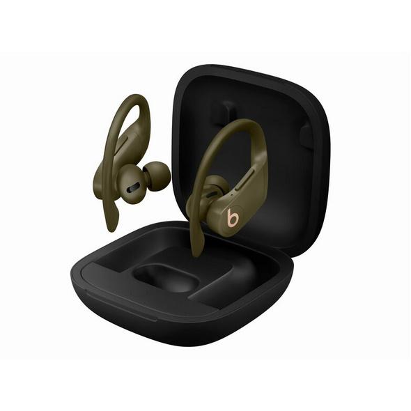 Powerbeats Pro, Wireless Kopfhörer, Bluetooth, moosgrün