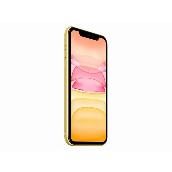 Apple iPhone 11, 256 GB, gelb