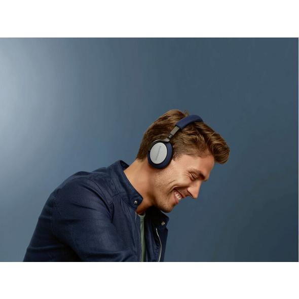 Bowers & Wilkins PX5, On-Ear-Kopfhörer, ANC, Wireless, blau