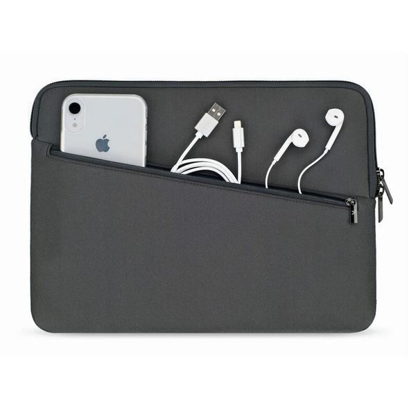 """Artwizz Neopren Sleeve Pro, Schutzhülle für MacBook Pro/Air 13"""", titan-grau"""