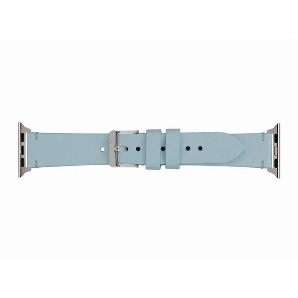 Artwizz Watch Adapter, 2 x Adapter für Apple Watch 38/40 mm, Edelstahl, silber