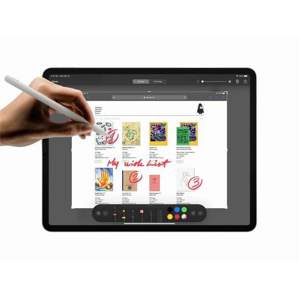 "Apple iPad Pro 12,9"" (2020), mit WiFi & Cellular, 256 GB, space grau"