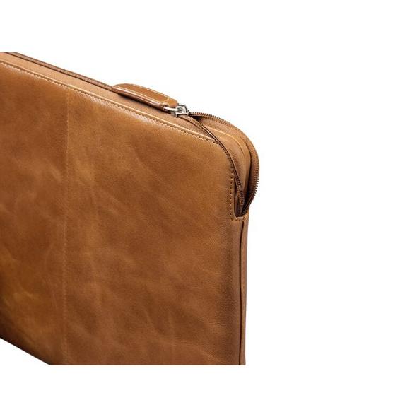 """dbramante1928 Skagen Pro, Leder-Schutzhülle für MacBook Pro 16"""", tan"""