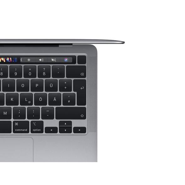 """Apple MacBook Pro 13"""" (2020), M1 8-Core CPU, 8 GB RAM, 512 GB SSD, space grau"""