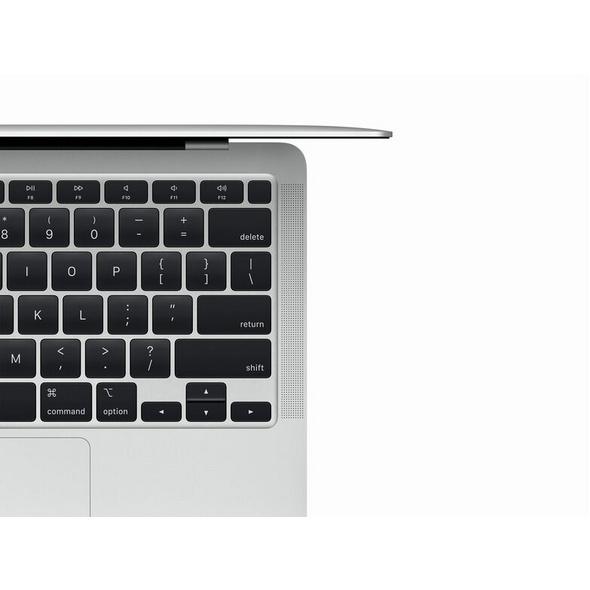 """Apple MacBook Air Ret. 13"""" (2020), M1 8-Core CPU, 16 GB RAM, 256 GB SSD, silber"""