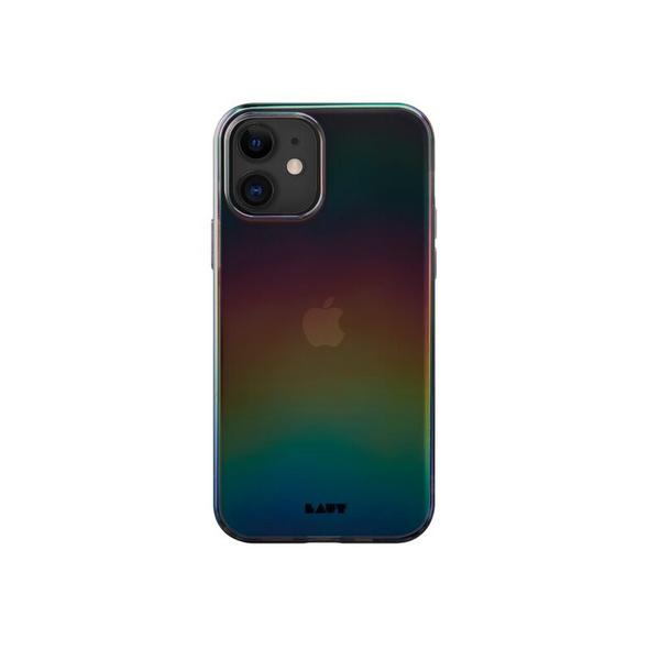 LAUT Holo, Schutzhülle für iPhone 12/12 Pro, dunkel
