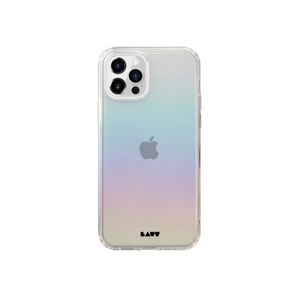 LAUT Holo, Schutzhülle für iPhone 12 Pro Max, transparent