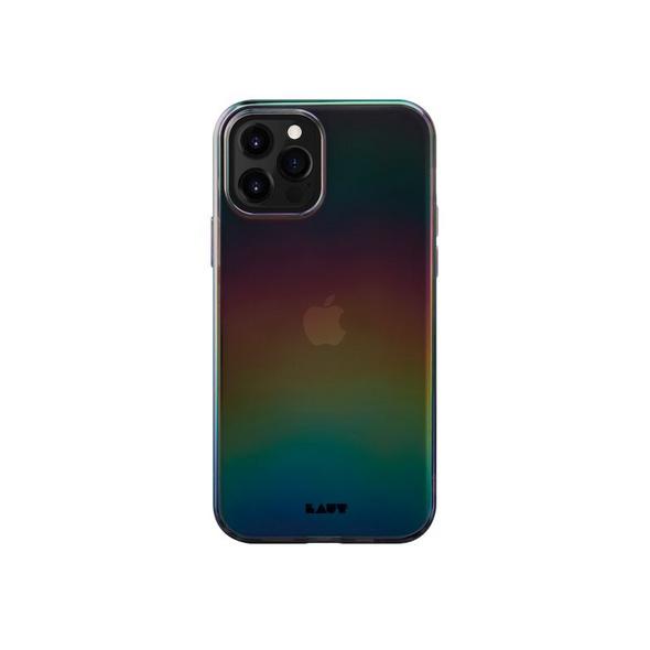 LAUT Holo, Schutzhülle für iPhone 12 Pro Max, dunkel