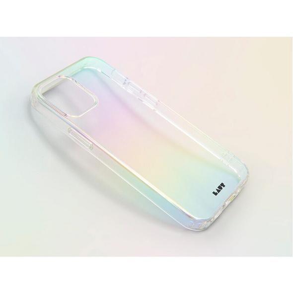 LAUT Holo, Schutzhülle für iPhone 12/12 Pro, transparent