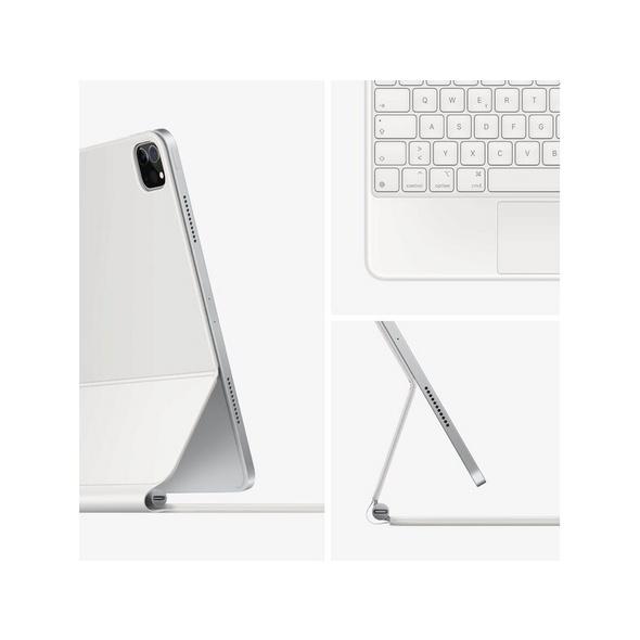 "Apple Magic Keyboard, für iPad Pro 11""/Air (4. Gen.), USB-C, weiß"