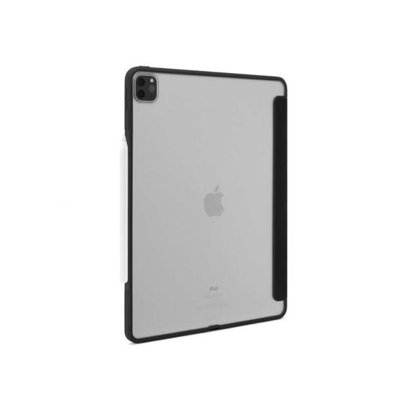 """Pipetto Origami Case, Schutzhülle für iPad Pro 12,9"""" (2018/19/20/21), schwarz"""
