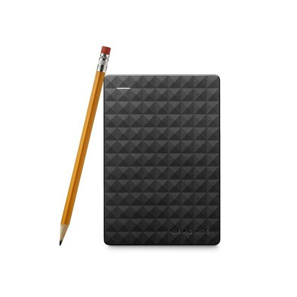 "Seagate Expansion Portable, 2 TB ext. Festplatte, USB 3.0, HDD 2,5"", schwarz"