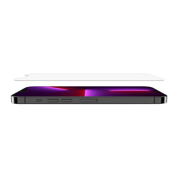 Belkin SCREENFORCE UltraGlass, Displayschutz f. iPhone 13 Pro Max, transparent
