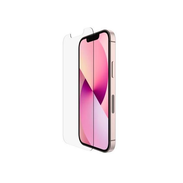 Belkin SCREENFORCE UltraGlass, Displayschutz f. iPhone 13 mini, transparent