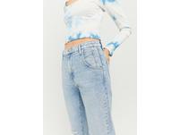 High Waist Mom Jeans