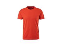 T-Shirt mit Slub Yarn-Struktur - Jerseyshirt