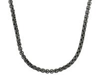 Kette - Black Stainless Steel