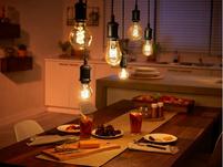 Philips Hue Filament, E27 Vintage Glühbirne, für Hue Lichtsystem, Bluetooth