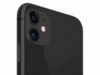 Apple iPhone 11, 256 GB, schwarz